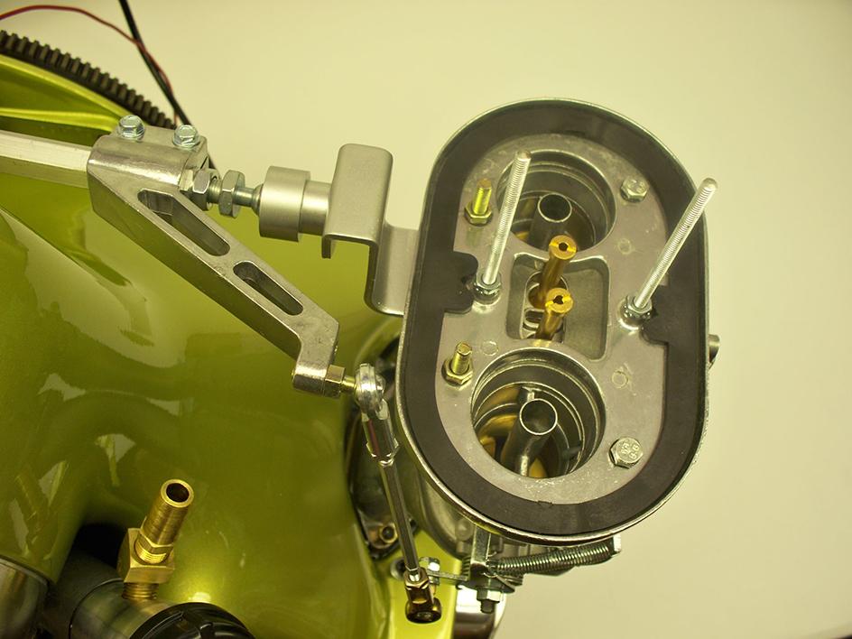 Carburetor Linkages